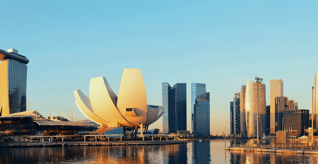 What makes Singapore so great? HINT: It's not about Singapore