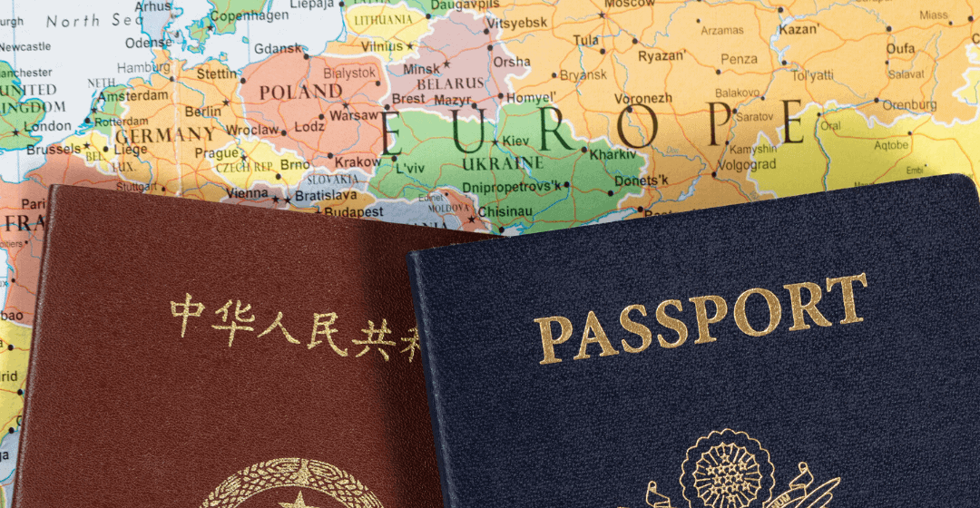 """Why Having A """"Bad Passport"""" Is Actually Good"""