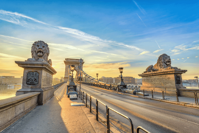 Budapest, Hungary is one of the best places to retire early