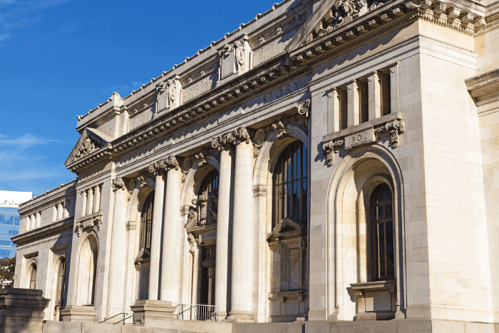 Carnegie Library and the Gospel of Wealth