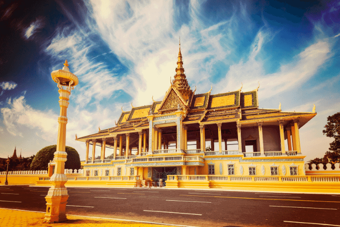 Cheap real estate in Cambodia