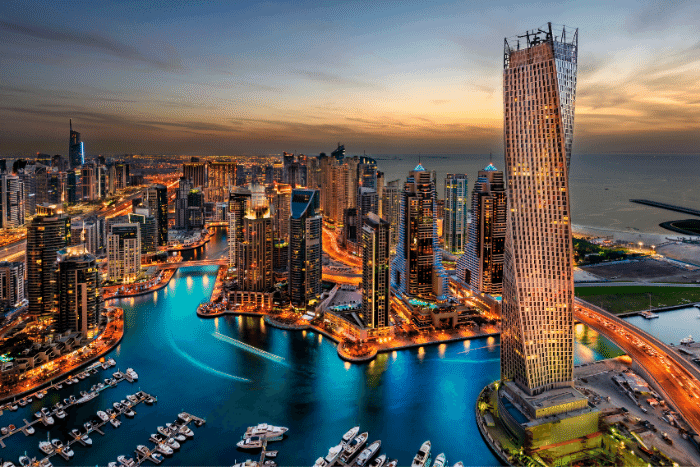 Good, better, best Dubai offshore banking