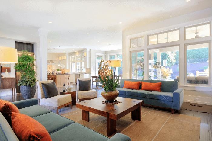 Rental properties vs. empty homes