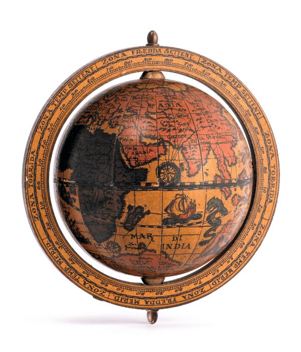 Second Residence Vintage Globe