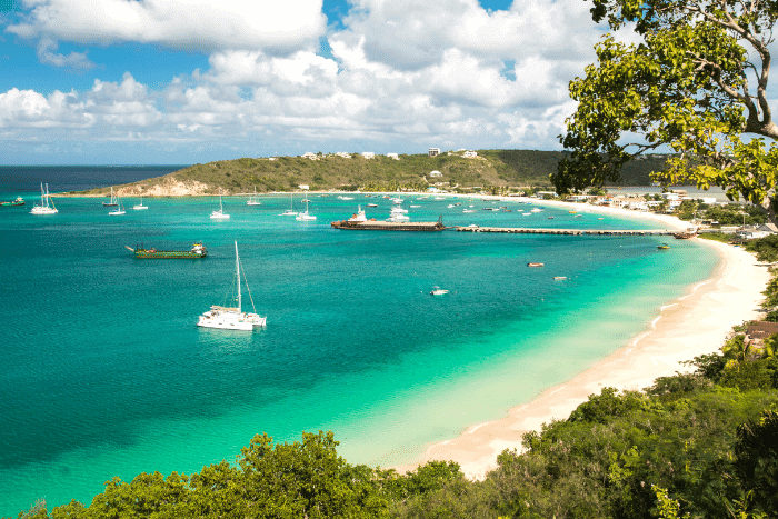 Anguilla Lump Sum Tax and Residence