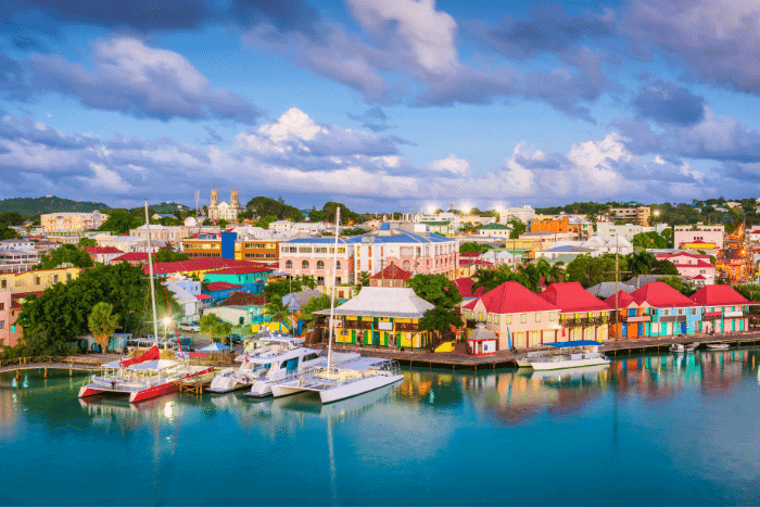 Antigua Second Citizenship Without Traveling