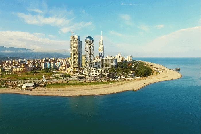 Batumi, Georgia - low taxes, good real estate deals