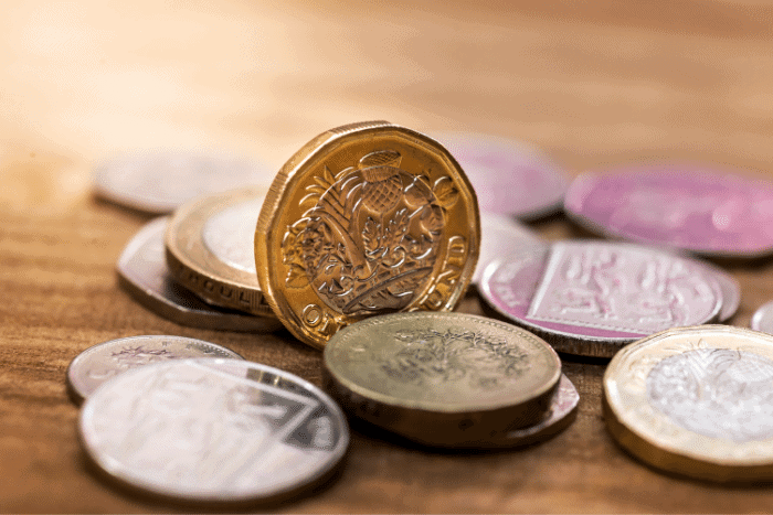 Hold Foreign Currencies like the British Pound
