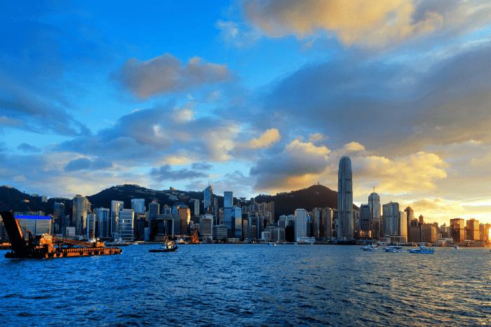 Is Hong Kong safe?