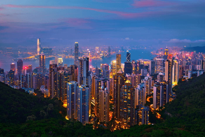 Why bank in Hong Konk