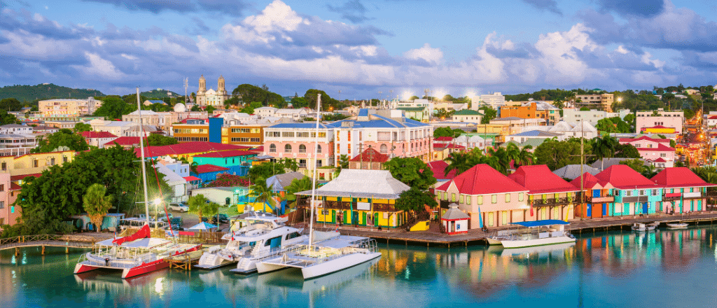 Antigua and Barbuda Citizenship by Investment Options