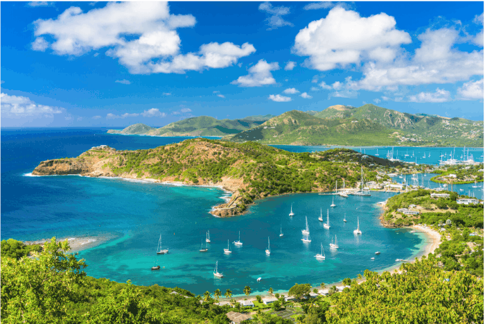 Antigua and Barbuda tax-friendly country
