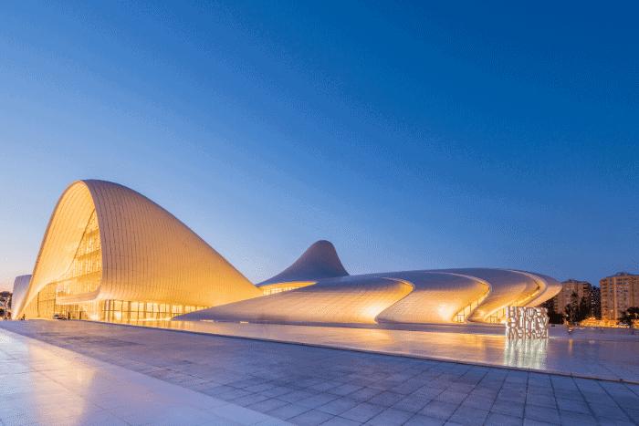 Baku, Azerbaijan Event Center
