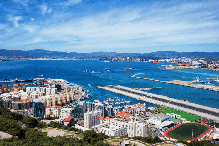 Gibraltar Countries for Expats Better Than New Zealand