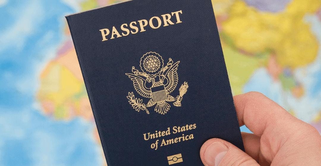 How Economic Development Weakened US Passports