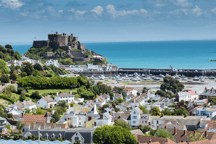 Jersey Countries for Expats Better than New Zealand