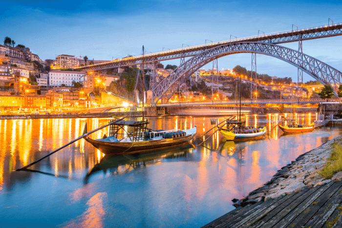 Porto Portugal Non-Habitual Tax Residence