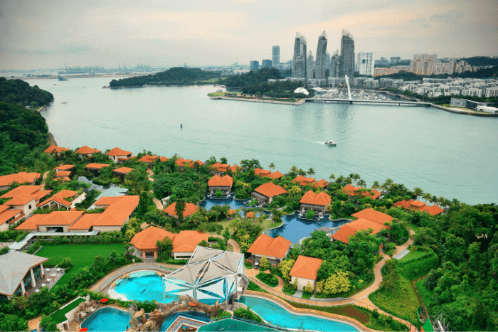 Singapore Tax-friendly for high-net-worth expats