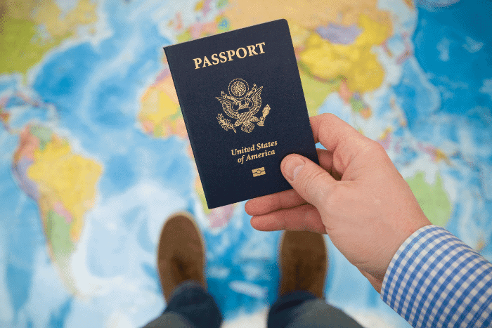 US Passport and Geographic Risk