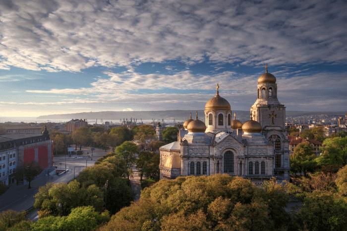 Varna Bulgaria Passport Hiring Employees