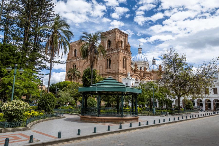 Cuenca, Ecuador - Popular Retirement Location
