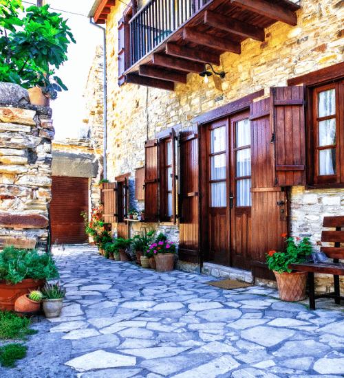 Cyprus Street - European Living