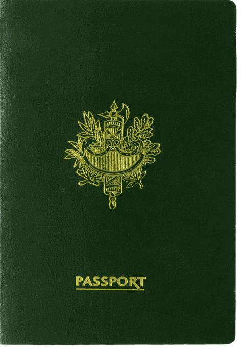 Generic Green Passport