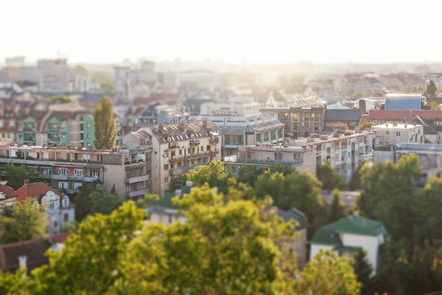 Novi Sad Serbia Best Small Towns in Europe