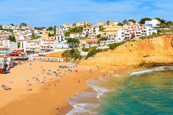 Portimao, Portugal Best Small Towns in Europe