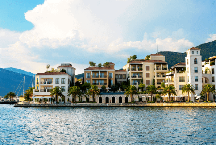 Tivat, Montenegro - Best Small Towns in Europe