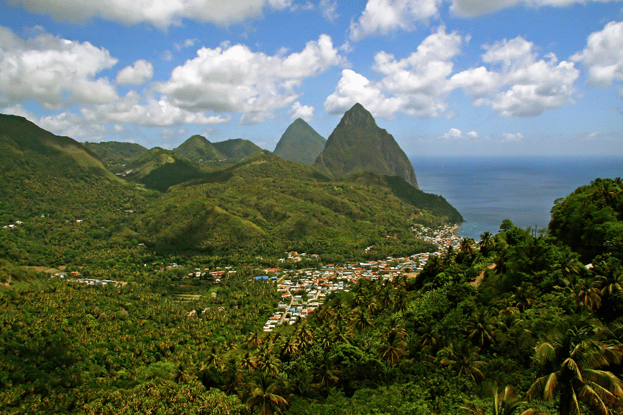 Why St. Lucia Citizenship by Investment