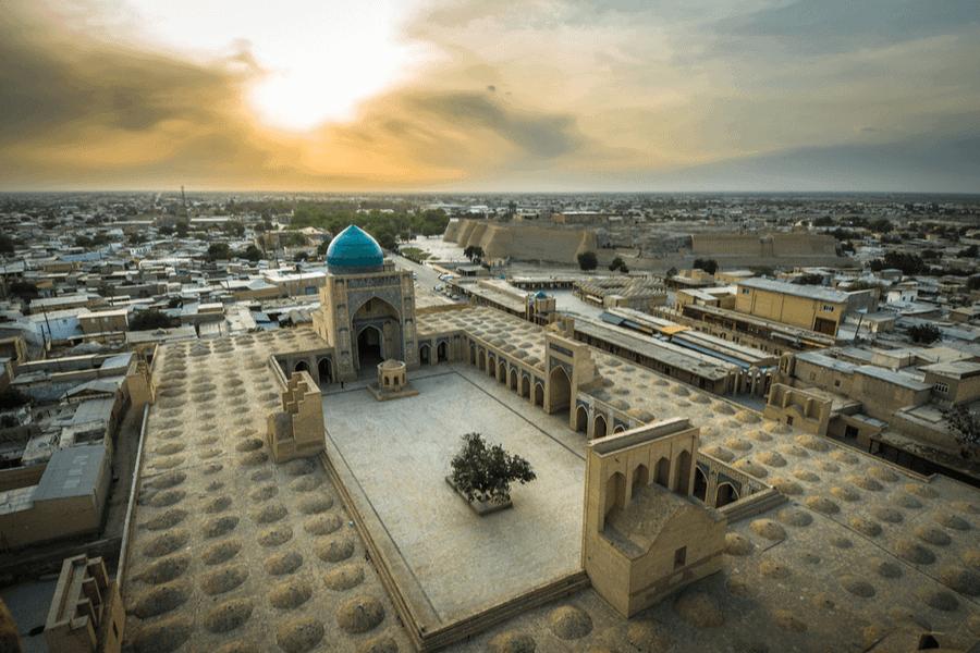 Bukhara, Uzbekistan Under-The-Radar Country