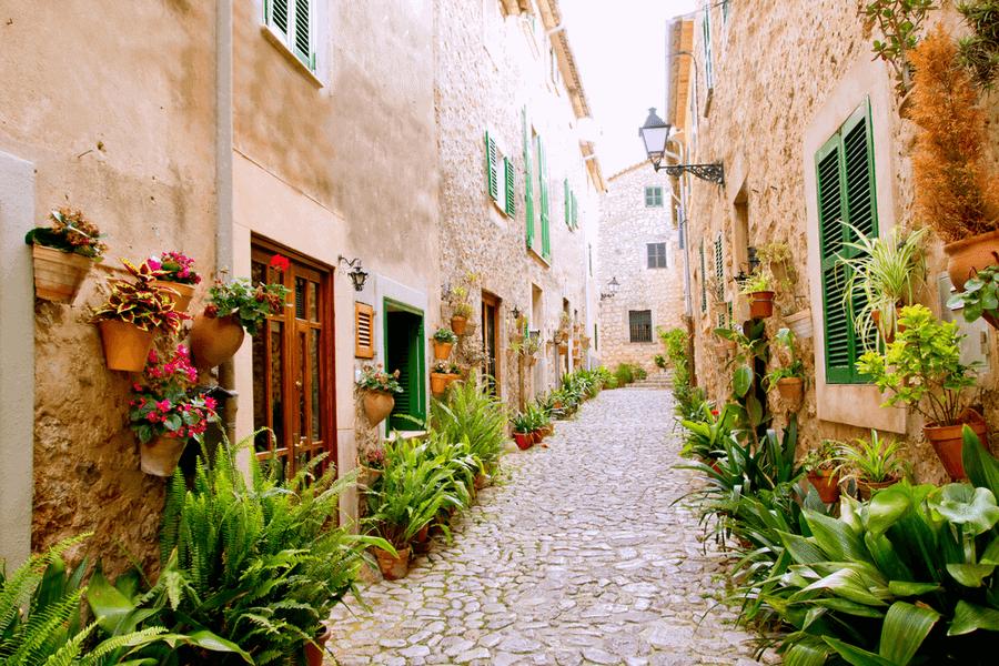Majorca Valldemossa Spain