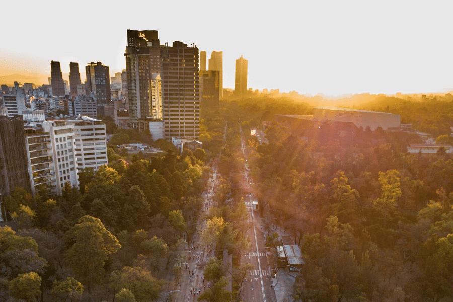 Mexico City Real Estate