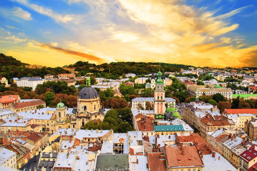 Ukraine Under-the-radar market