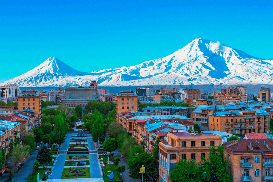 Yerevan Armenia Investment Markets to Watch