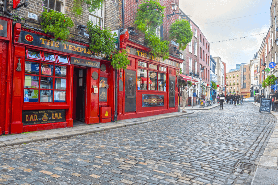 Dublin Ireland Golden Visa