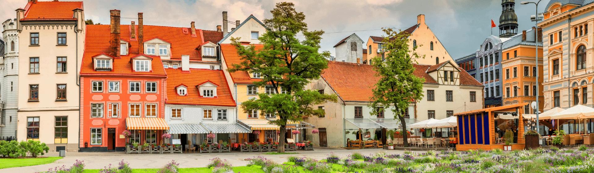 Latvia Golden Visa Ultimate Guide Riga Square