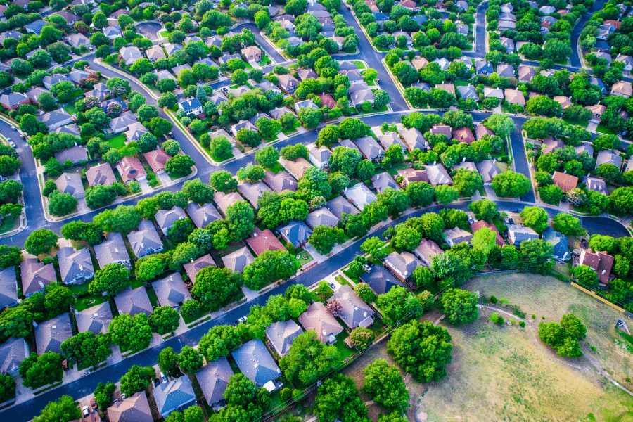 Litigation Risks US suburbia
