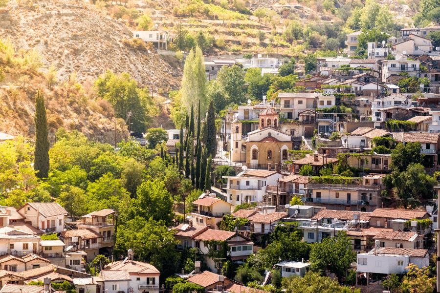 Nicosia District Cyprus