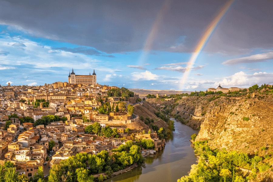 Toledo Spain Golden Visa