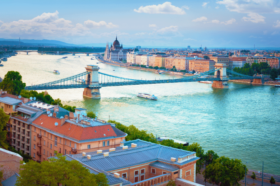 Budapest Hungary Citizenship by Descent