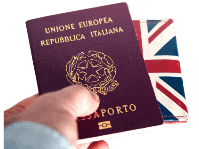 Italian Passport by Descent