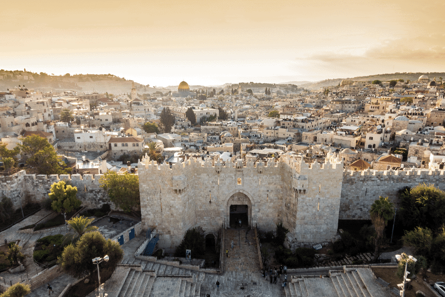 Jerusalem and Israel's Law of Return