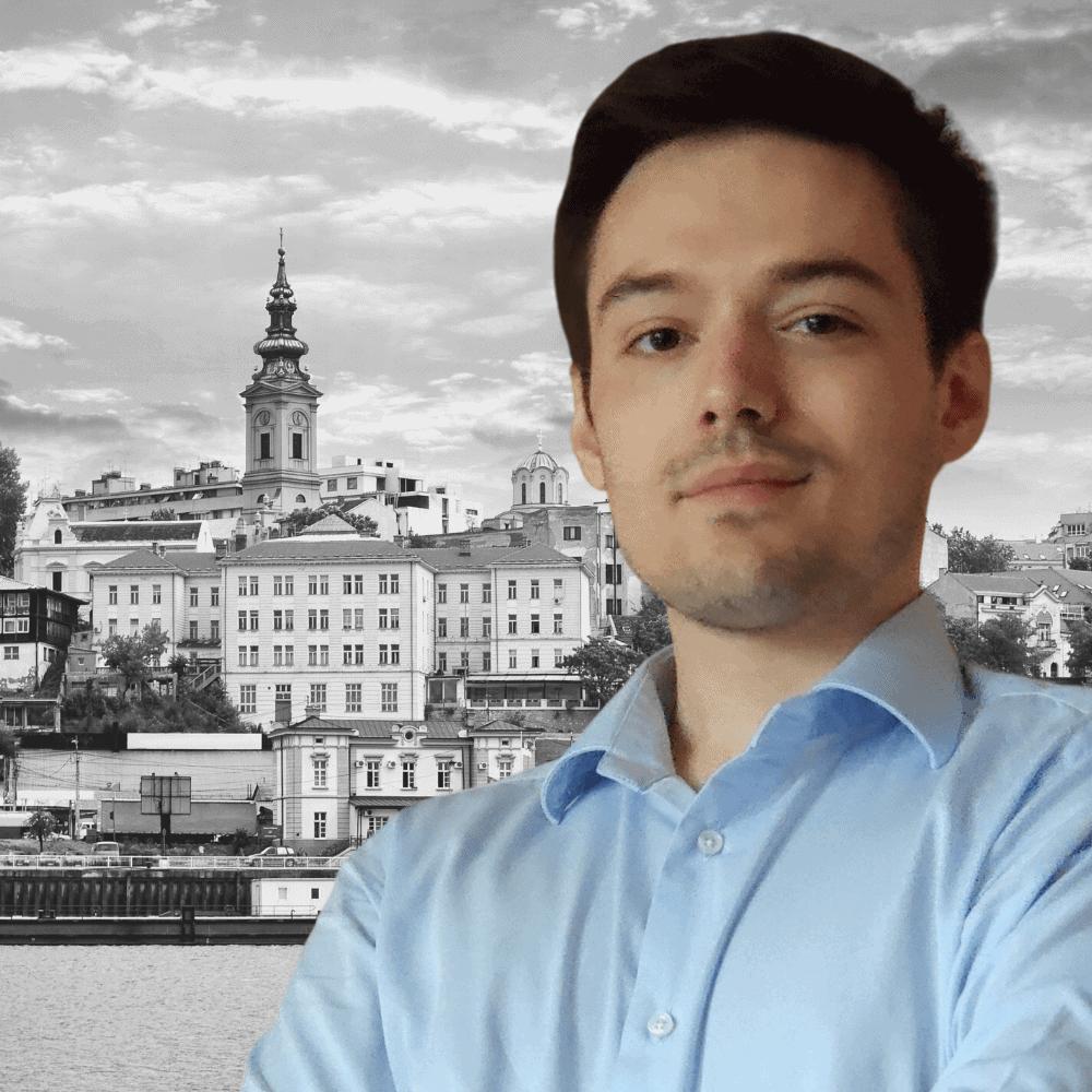 Andrija Šarenac at Nomad Capitalist