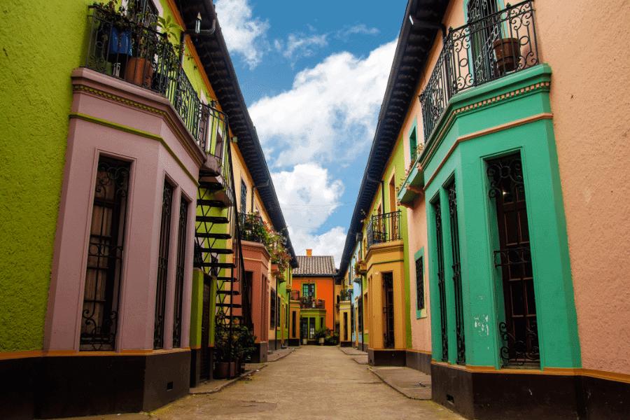 Bogota Colombia Real Estate