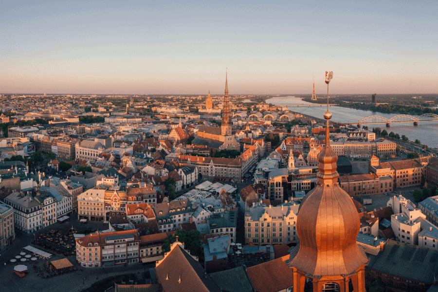 Vecriga Riga Latvia Real Estate Neighborhood