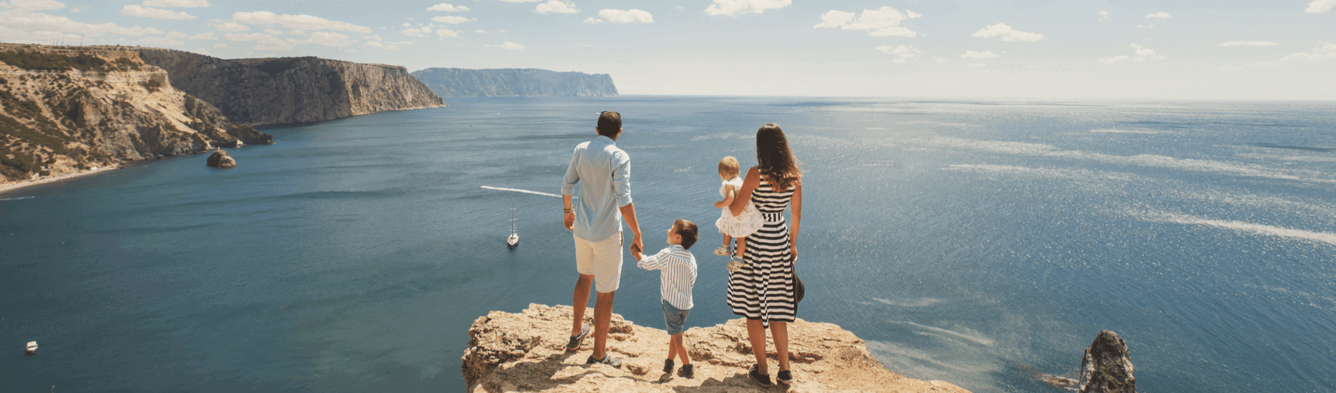 Living a Nomadic Lifestyle with Children and Family