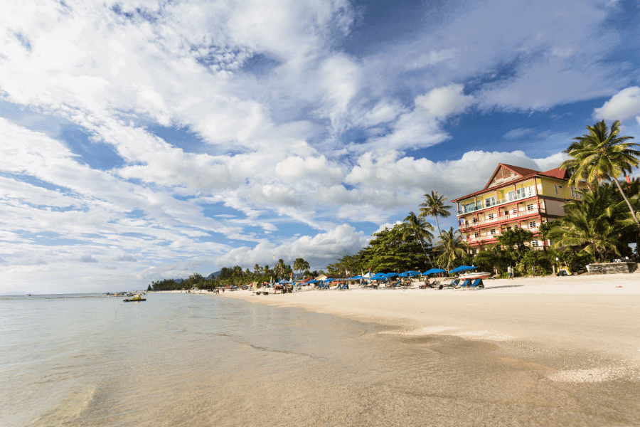 Pantai Cenang Beach Langkawi Malaysia