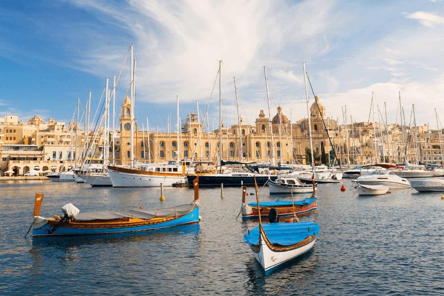 Malta immigration programs